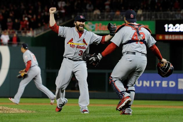 Matheny Lets Wainwright Burn as Cardinals Overcome Nats, Get Ready for Giants
