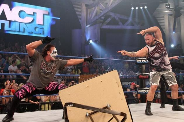 TNA Bound for Glory 2012: Complete Card, Live Stream, Predictions and More