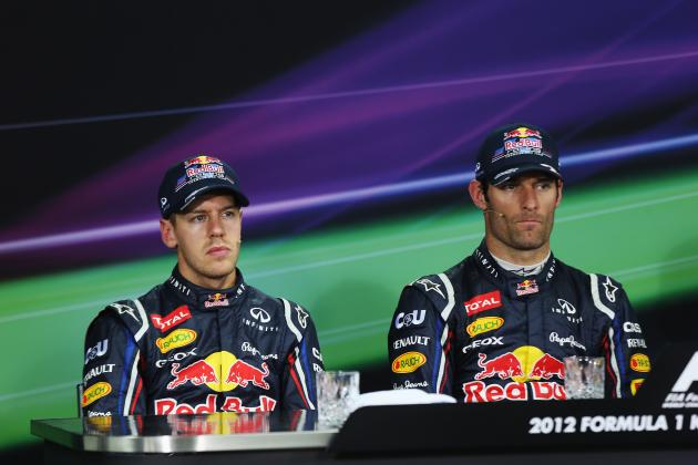 Will Mark Webber Be Given the Order to Get Out of Sebastian Vettel's Way?