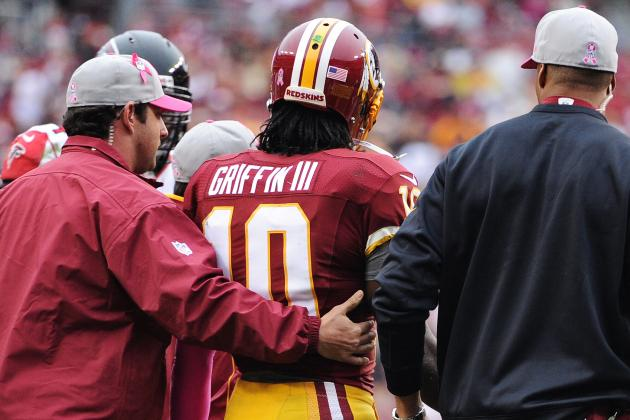 Robert Griffin III: Letting Concussed QB Play Shows NFL Hasn't Learned a Thing