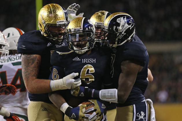 Notre Dame Football: Advantages Fighting Irish Must Utilize vs. Stanford