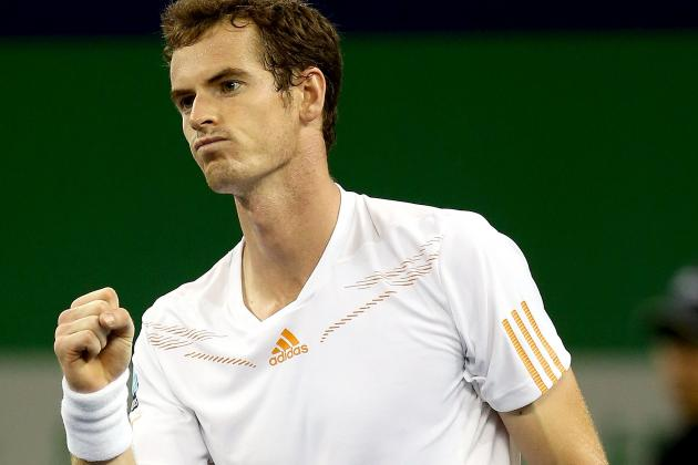 Murray Beats Federer to Set Up Shanghai Final with Djokovic