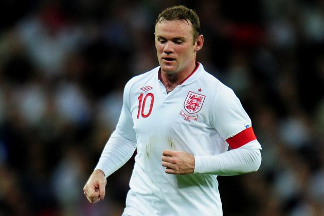 Rooney Pledges to Continue Behaving Like a Leader