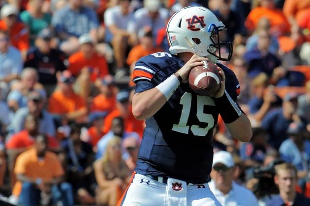 Auburn vs. Ole Miss: Live Scores, Analysis and Results