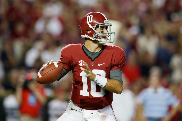 Alabama Football: Why A.J. McCarron and the Tide Will Roll Past the Tigers