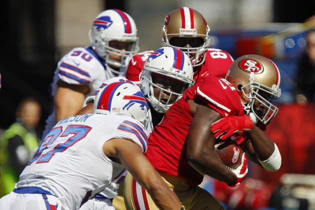 Giants vs. 49ers: Why Niners Run Game Will Give Them Advantage