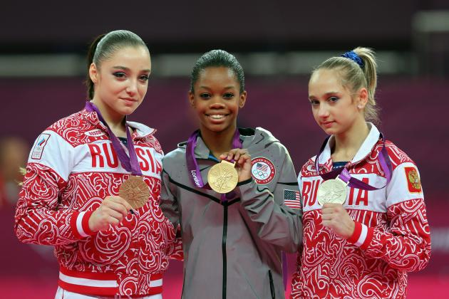 Expert Judges: Gabby Douglas Shouldn't Have Won London Olympics Gymnastics Gold