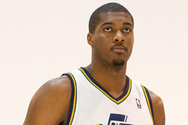 Why Derrick Favors Is the Next Star NBA Power Forward