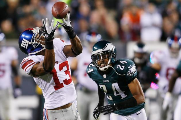 Ramses Barden: Updating Status of Giants WR for Week 6