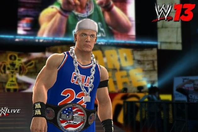WWE 13: Superstar Ratings Proves John Cena Is Still Dominant Presence