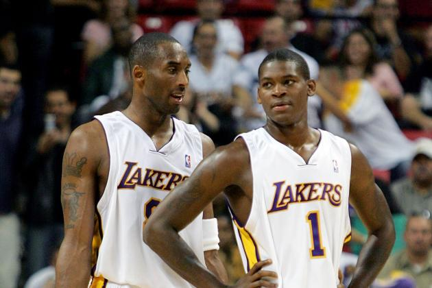 Los Angeles Lakers: Why Smush Parker Won His Feud with Kobe Bryant