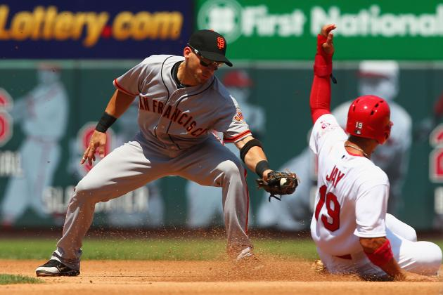 St. Louis Cardinals vs. San Francisco Giants NLCS: TV Listings and Preview