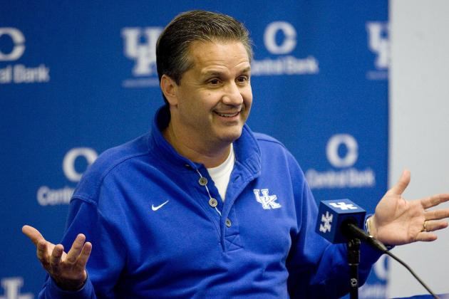 Big Blue Madness 2012: Analyzing the Best Moments of Kentucky's Opening Practice