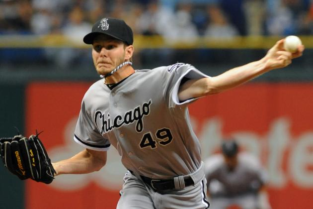 Chicago White Sox: Why Comparing Chris Sale to Randy Johnson Is Not Ludicrous