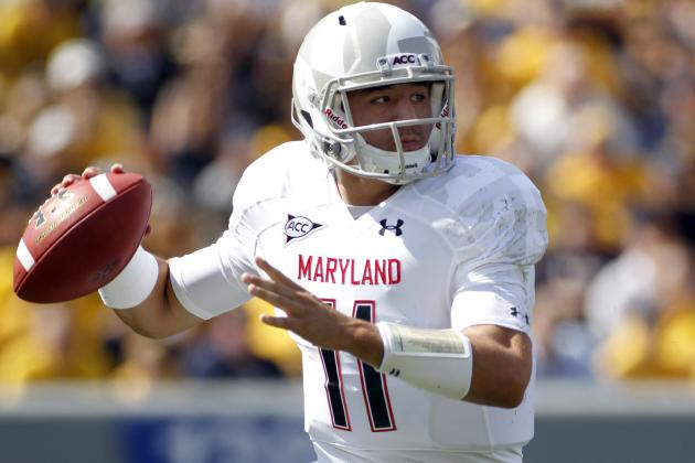 ESPN Gamecast: Maryland vs. Virginia