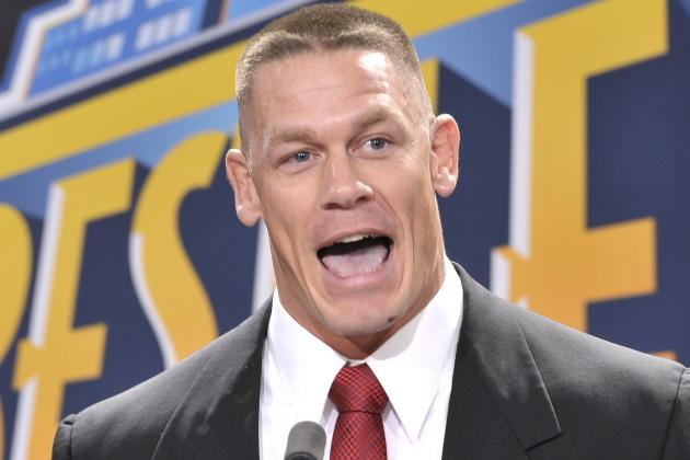 Cena Tweets He'll Be Ready for Hell in a Cell
