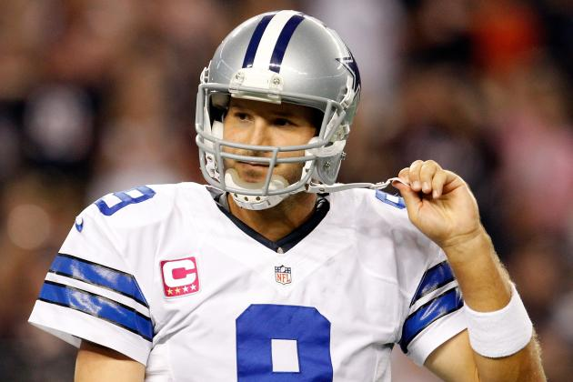 Cowboys vs. Ravens: Why Sunday May Be Tony Romo's Last Ditch Effort to Keep Job