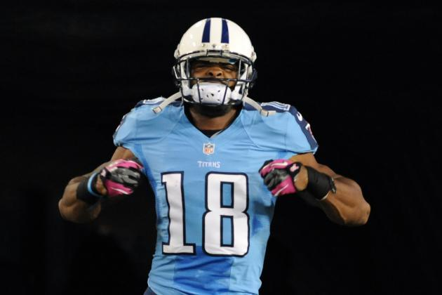 Fantasy Football: Is Kenny Britt Ready to Rock?