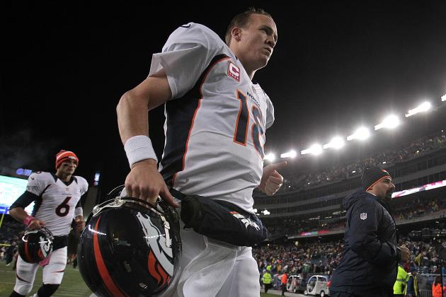 Peyton Manning: What to Expect from Broncos' QB vs. Chargers