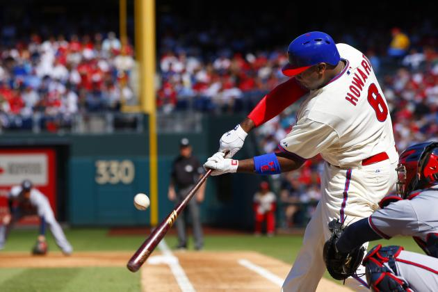 Philadelphia Phillies: Can Ryan Howard Return to Form in 2013?
