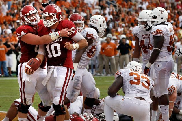 Texas vs. Oklahoma: Score, Twitter Reaction, Grades and More