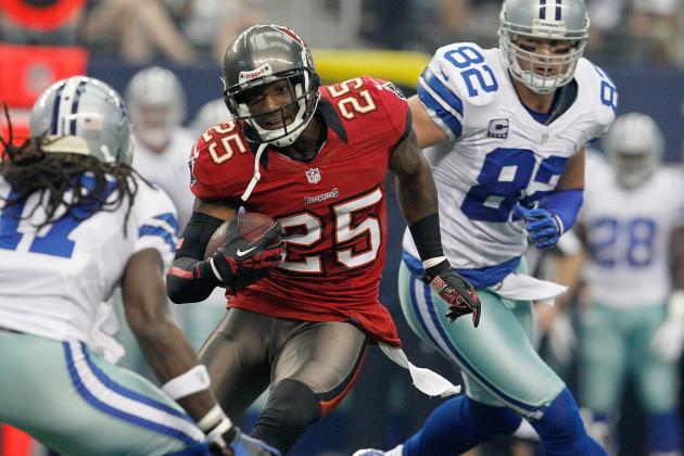 Aqib Talib: Bucs Cornerback Suspended 4 Games for Using Adderall