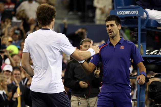 Shanghai Masters 2012: Andy Murray Will Three-Peat by Toppling Novak Djokovic