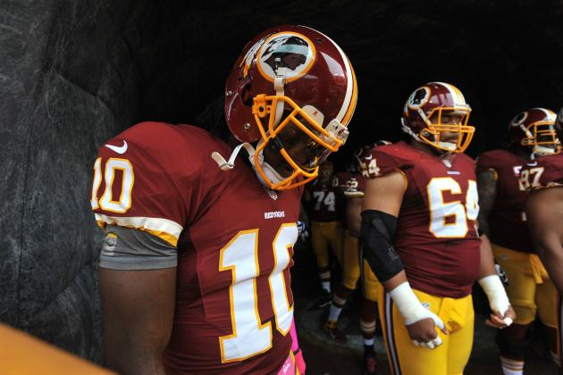 Robert Griffin III: Fantasy Owners Must Avoid Injured Redskins QB vs. Vikings