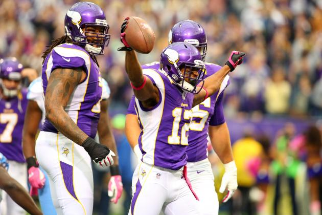 Minnesota Vikings: Why Percy Harvin Could Be Legitimate NFL MVP Candidate