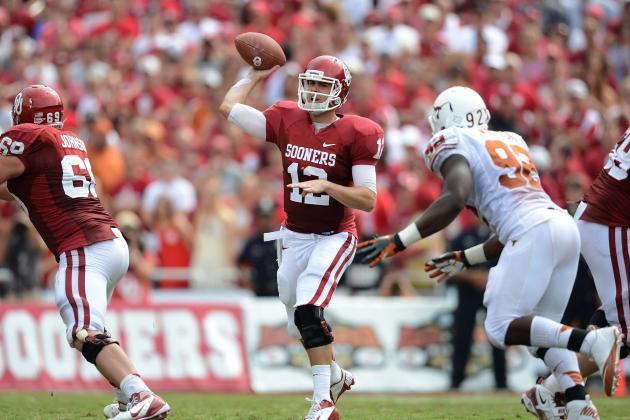 Oklahoma vs. Texas: How Sooners' Blowout Victory Impacts Big 12 Landscape