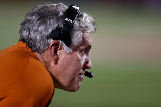 Mack Brown Deserves Criticism After Texas Longhorns' Lackluster Performance
