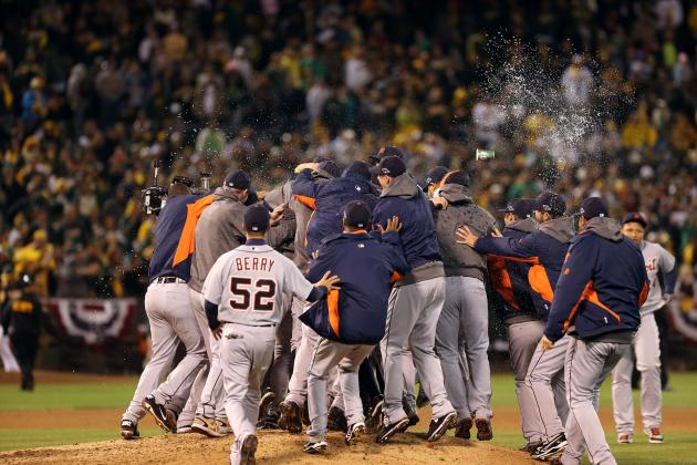 MLB Playoff Predictions: Why Giants and Tigers Are Locks to Meet in World Series