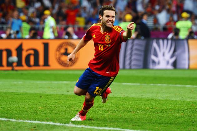Spain vs Belarus: Why Juan Mata Wasn't Needed for La Roja in World Cup Qualifier