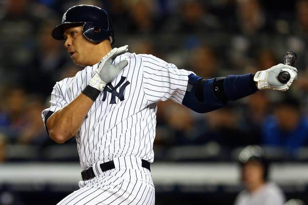 ALCS 2012: New York Yankees Should Keep Alex Rodriguez in Lineup