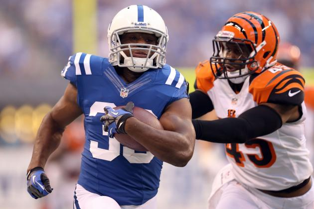 Vick Ballard: Why Colts RB Will Be a Breakout Star in Week 6 vs. Jets