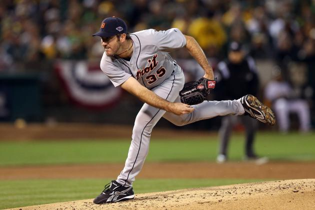 ALCS Schedule 2012: Why Pitching Matchups Favor Detroit Tigers