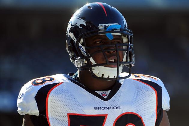 Clady, Thomas Probable for Broncos