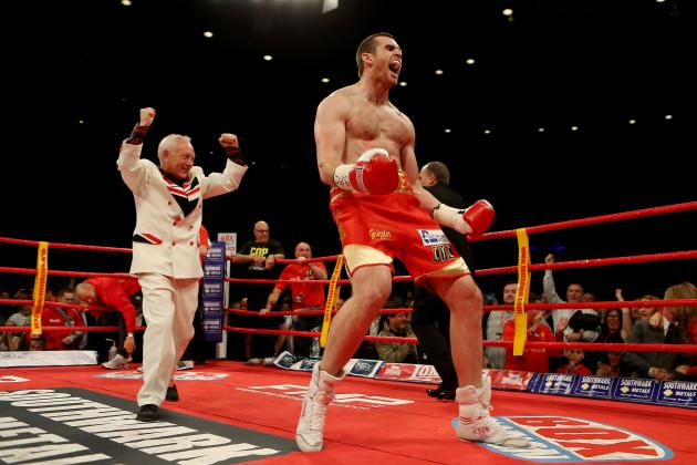David Price Destroys Audley Harrison in Battle of Former Olympic Medalists