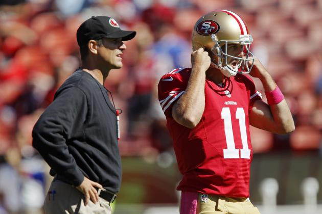 49ers vs. Giants: Why Alex Smith and Vernon Davis Will Key San Francisco to Win