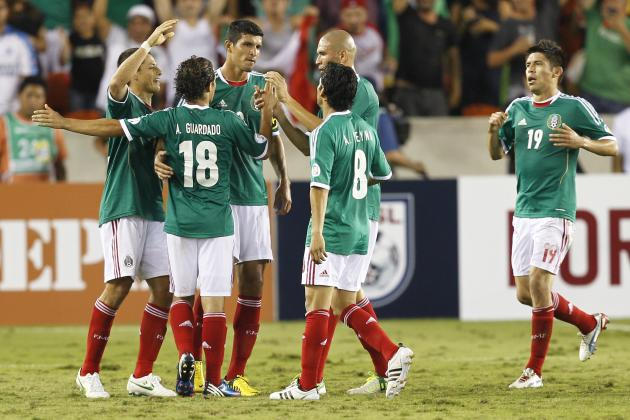 Guyana vs. Mexico: El Tri's Dominance Has Them Primed for World Cup Run