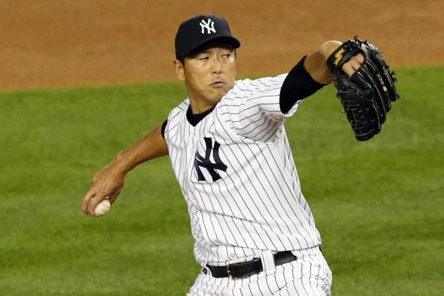 ALCS: Hiroki Kuroda to Start Game 2 Against Detroit Tigers on 3 Days' Rest