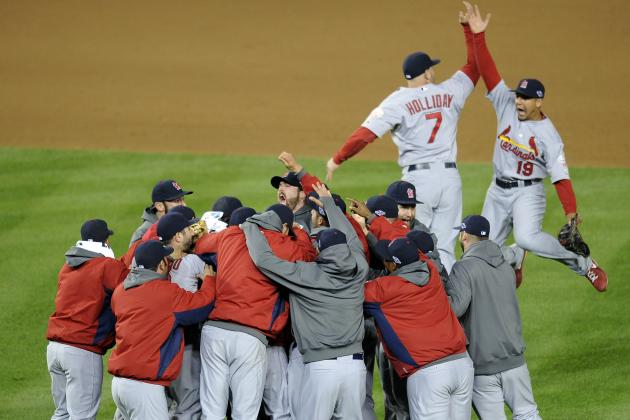 2012 MLB Playoffs: St. Louis Cardinals Again Show Championship Character
