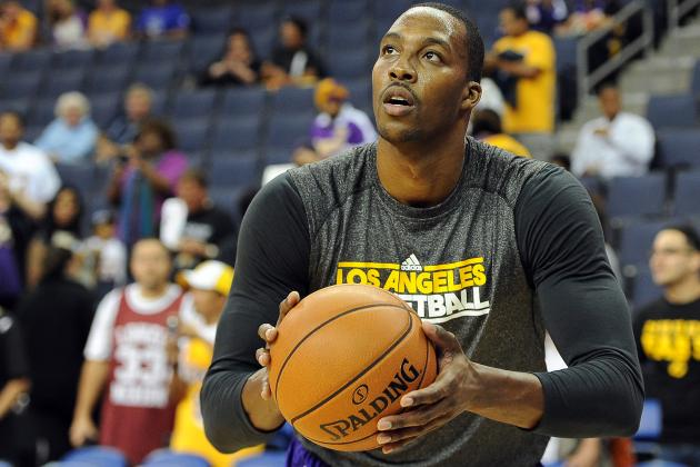 Dwight Howard: Leg Numbness Revelation Proves Lakers Smart to Hold D12 Back