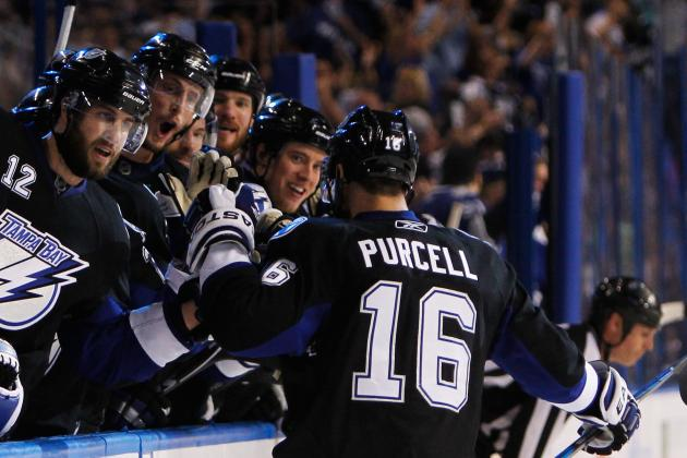 Tampa Bay Lightning: Why Teddy Purcell Is the Next Big Lightning Star