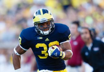 Flint's Thomas Rawls.