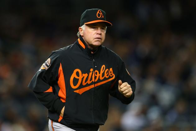 Buck Showalter: The Day After