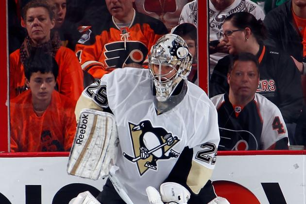Is Marc-Andre Fleury's Future with Penguins Up in the Air?