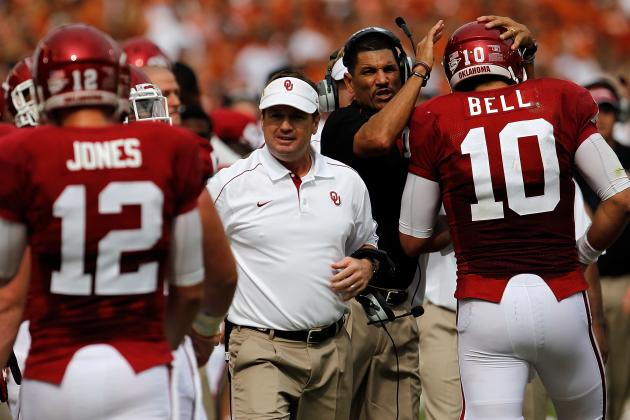 Texas vs. Oklahoma: Why Sooners Don't Deserve Huge Jump in Polls After Big Win