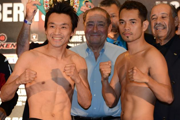 Donaire vs Nishioka: Flash May Be Favorite, but Nishioka Can't Be Underestimated