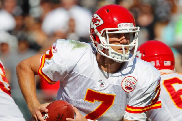 Chiefs' Biggest Problem Isn't Turnovers, It's the QB